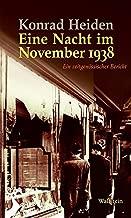 Eine Nacht im November 1938: Ein zeitgenössischer Bericht