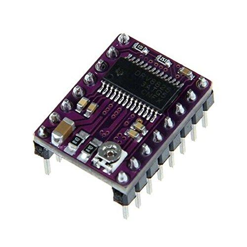 WINOMO 5pcs StepStick 4 strati DRV8825 Stepper Motor Driver modulo per stampante 3D Reprap RP A4988