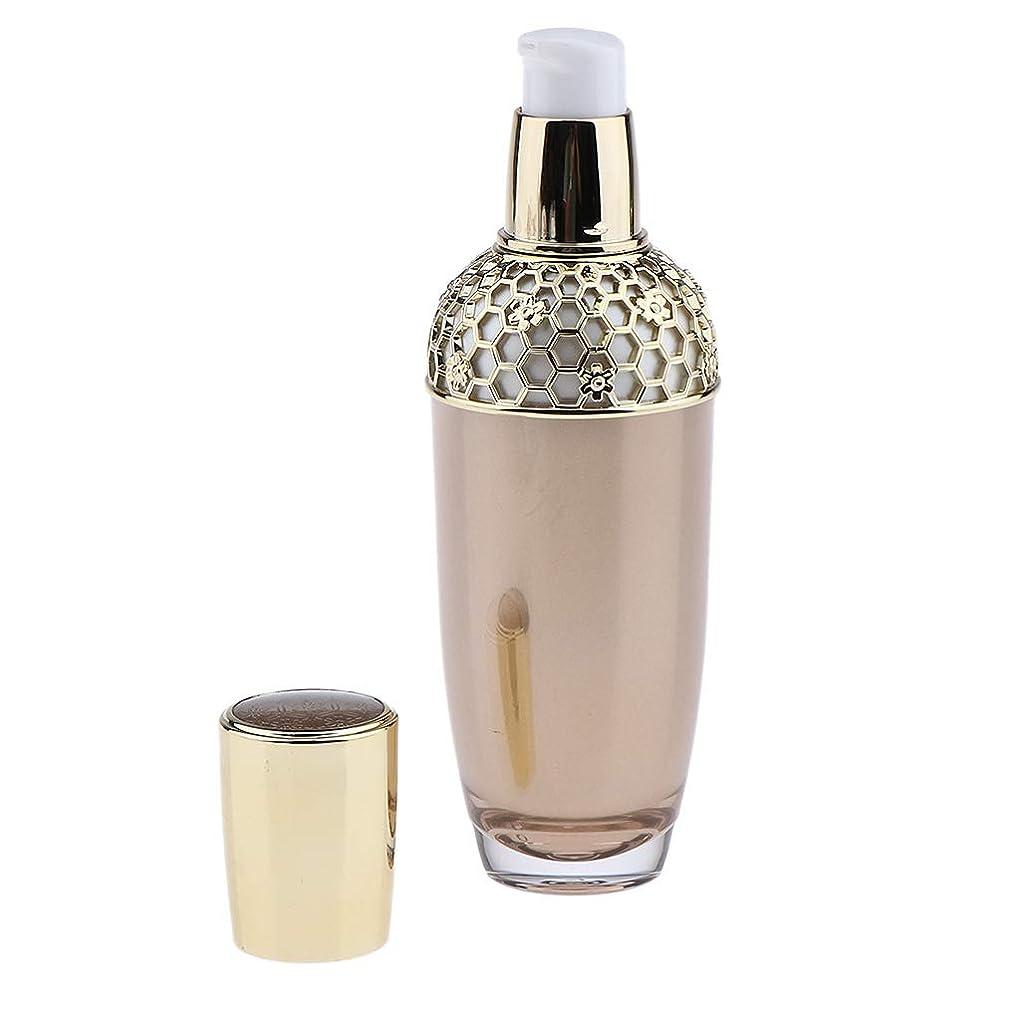 背骨成功する損なうB Baosity ポンプボトル 化粧品 ローション コスメ 小分け容器 2サイズ選べ - 50ミリリットル