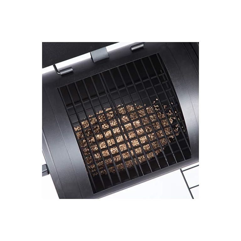 Ultranatura-Denver-Smoker-Grill-2-Scomparti-Fuoco--circa-119-x-66-x-135-centimetri