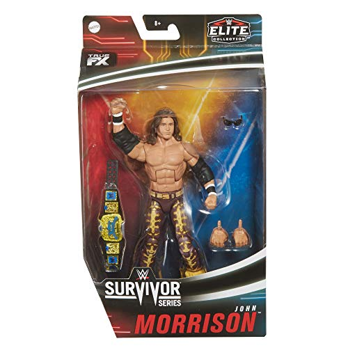 WWE Elite - Survivor Series 2020 - John Morrison Wrestling Figure