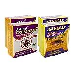 Jallad TREMORES BUG FIGHTER® Anti Cockroach Gel & Tremores Bedbug Killer - Pest Control (Pack of Four) 40 GMS Super Power Gel & Powder Base Formula bedbug killer products May, 2021