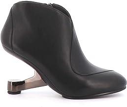 United Nude Zapatos Altos Eamz Shadow Black