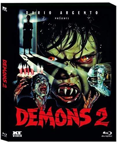 Dämonen 2 - Demons 2 - Uncut Version im Schuber