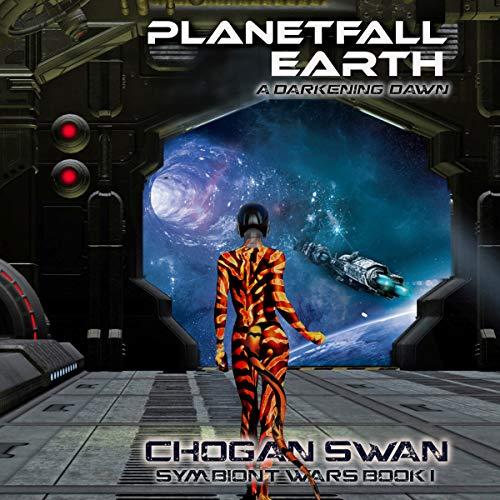Planetfall Earth: Alien Incursion audiobook cover art