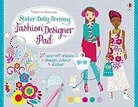 Sticker Dolly Dressing Fashion Designer Pad by Fiona Watt(2016-03-01)