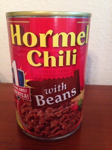 Hormel Chili with Beans - 6/15 oz. cans
