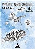 Die Welt der Zahl, Ausgabe Grundschule Nordrhein-Westfalen, neue Rechtschreibung, 4. Schuljahr, m. CD-ROM, EURO