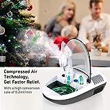 Zoom IMG-1 hangsun aerosol nebulizzatore home per