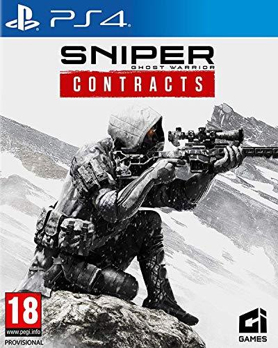 Sniper: Ghost Warrior Contracts [PEGI 18 uncut Edition] Deutsche Verpackung