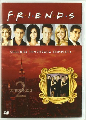 Friends Temporada 2 [DVD]