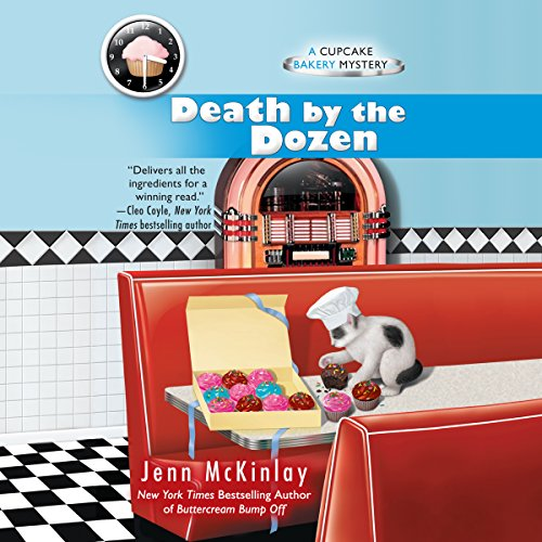 Death by the Dozen cover art