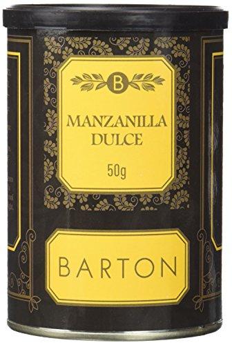 Barton Manzanilla Dulce - Té, 50 gr