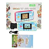 Mini lettore di gioco portatile, mini console di gioco portatile portatile tascabile Macchina da gioco classica da collezione Giocattoli per bambini(verde)