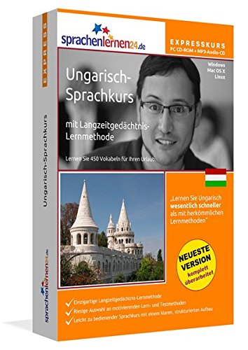 Ungarisch Reise-Sprachkurs: Ungarisch lernen für Urlaub in Ungarn. Software