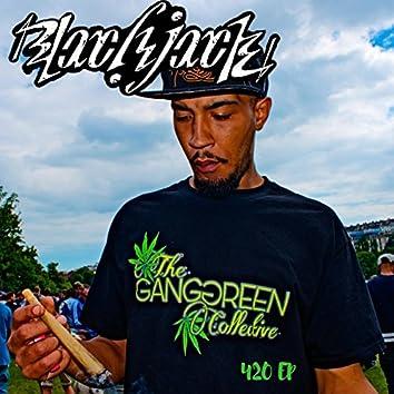 The Ganggreen Collective 420 EP