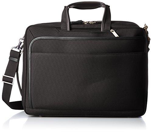 [エースジーン] ビジネスバッグ EVL3.0 3WAY 42cm B4 PC・タブレット収納 セットアップ エキスパンダブル ブラック