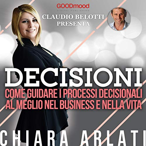 Decisioni copertina
