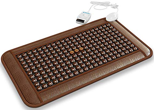 """NUGA BEST NM 80 Far Infrared Tourmanium Heating Pad for Back Pain Neck Pain Cramps 