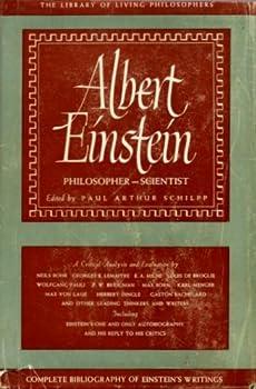 Hardcover Albert Einstein : Philosopher -- Scientist Book