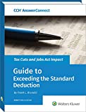 Tax Cuts and Jobs ACT Impact - Guide to Exceeding the Standard Deduction (Cch Answer Connect)