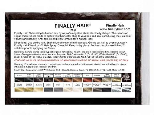 Hair Building Fibers Dark Chocolate…