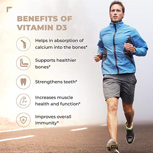 Swisse Ultiboost Vitamin D3 Supplements