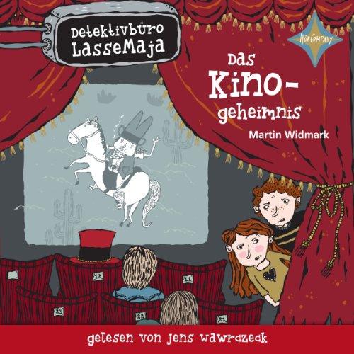 Das Kinogeheimnis (Detektivbüro LasseMaja 9) Titelbild