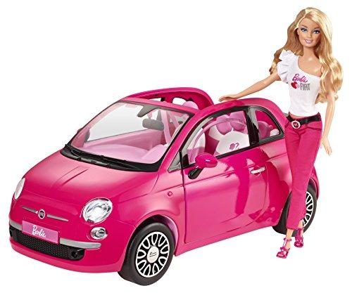 バービー フィアット (Barbie Fiat Vehicle)