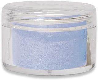 Sizzix Poudre à Embosser Opaque 663734, Jacinthe, 12g, Bluebell, XL, Taille unique
