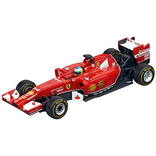 Carrera Digital 143 - 20041384 - Voiture De Circuit - Ferrari F14 T - F.Alonso No.14