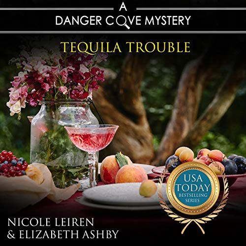 Tequila Trouble audiobook cover art