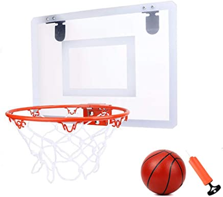 "16""x15"" Basketball Hoop for Door Set , Home Office Wall Basketball Game , Indoor Basketball Boy Birthday Gift for 5-10 Years Old Kid- Ship From US!!"