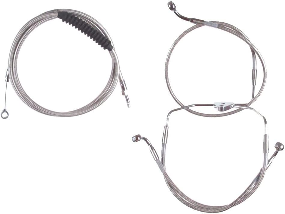 Hill Country 5 ☆ popular Customs Basic Stainless Cable 18 Many popular brands Line Kit Brake for