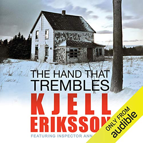 The Hand That Trembles audiobook cover art
