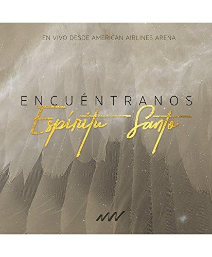 New Wine Encuentranos Espíritu Santo en Vivo CD Audio
