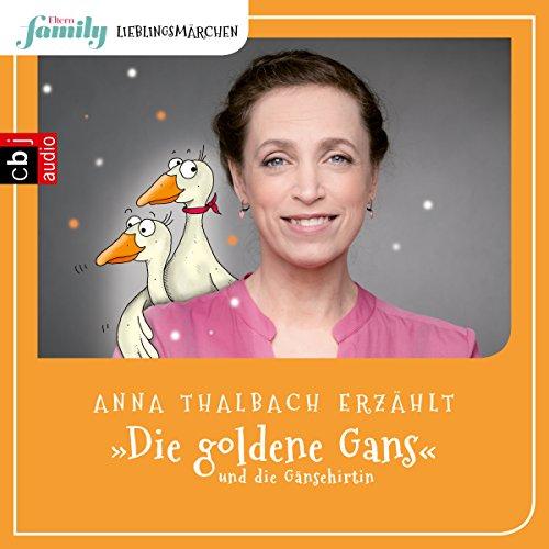 Die goldene Gans und die Gänsehirtin audiobook cover art