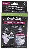 Cleanlogic Fresh Drop Bathroom Odor Preventor