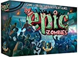 Gamelyn Games GSTGMGTEZ Zombies épicos pequeños, colores variados , color/modelo surtido