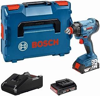 Bosch Professional 06019G5200, Impact Driver/Skiftnyckel, Blå, En Storlek
