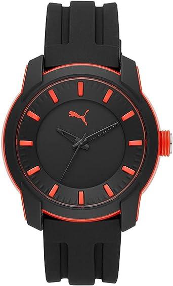Puma Montres-Bracelets pour Hommes P6007 : Amazon.fr: Montres