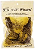 Regency Wraps Regency Stretch Wraps Covers for Lemon Halves and Wedges, Pack of 12, 12 Count (Pack of 1)