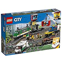 LEGOCity Güterzug (60198) Kinderspielzeug