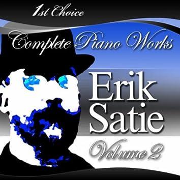 Erik Satie - Complete Piano Works, Volume 2