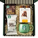 Starbucks Friendship Gift Box with Greeting Card, 5 Piece Set