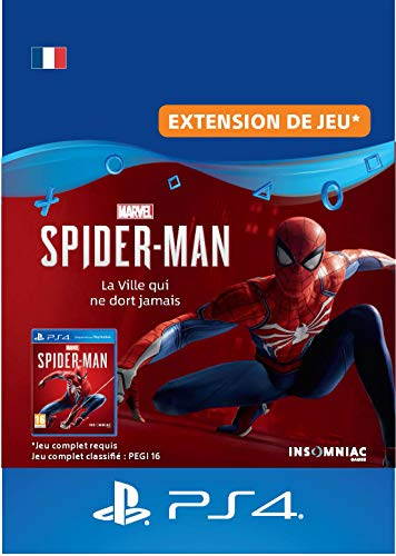 Marvel's Spider-Man: The City that Never Sleeps - Digital Edition Edition | Code Jeu PS4/PS3 - Compte français