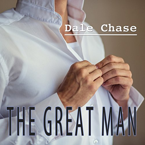 The Great Man audiobook cover art