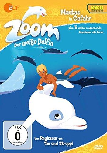 Zoom - Der weiße Delfin 02. Mantas in Gefahr
