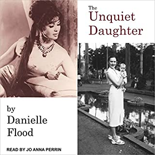The Unquiet Daughter cover art