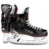 Bauer Senior Vapor X500 Ice Hockey Skates (9, Black)